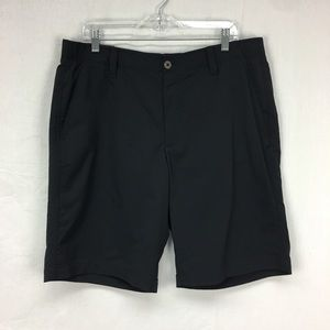 Under Armour Black Loose Fit Shorts